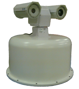 DMT's IDAR with FLIR Camera provides radar video surveillance. Its a great port security system.