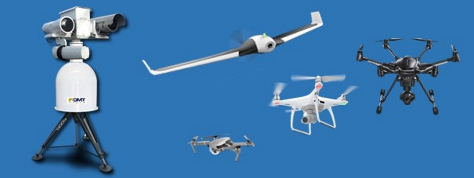 Drone Detection, Tracking, and Interception